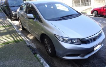 Honda New Civic LXL 1.8 16V i-VTEC (Aut) (Flex) - Foto #2