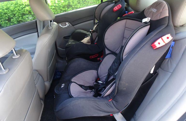 Honda New Civic LXL 1.8 16V i-VTEC (Aut) (Flex) - Foto #5