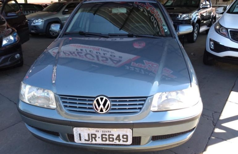 Volkswagen Parati 1.6 MI G3 - Foto #4