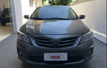 Toyota Corolla Sedan XEi 1.8 16V (nova série) (aut) - Foto #1