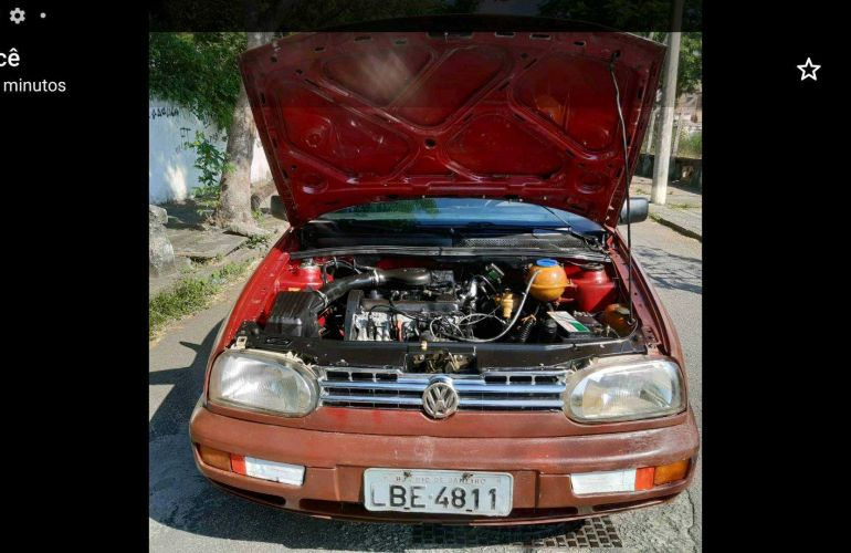 Volkswagen Golf GL 1.8 MI - Foto #2