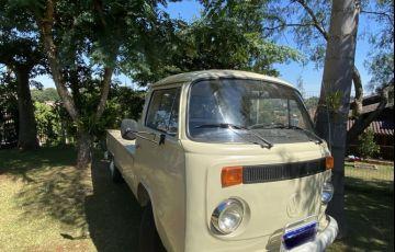 Volkswagen Kombi Pick-Up 1.6 (cab. simples) - Foto #3