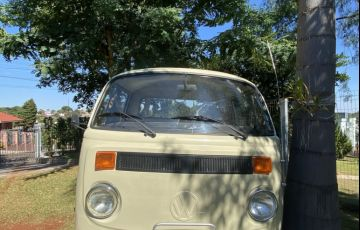 Volkswagen Kombi Pick-Up 1.6 (cab. simples) - Foto #4