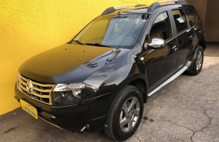 Renault Duster 2.0 16V Tech Road (Aut) (Flex) - Foto #1