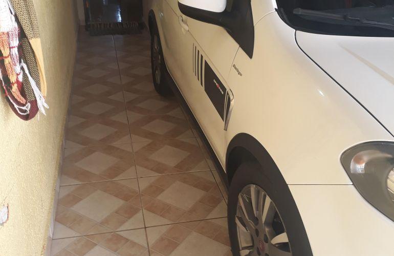 Fiat Palio Sporting 1.6 16V Dualogic (Flex) - Foto #8