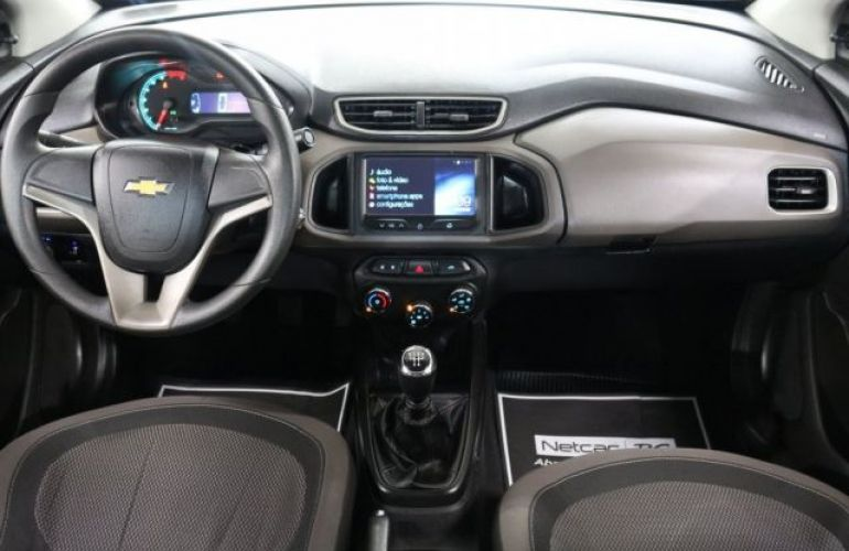 Chevrolet Prisma LT 1.0 SPE/4 8V Flex - Foto #7
