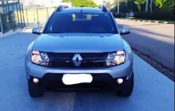 Renault Duster 1.6 16V SCe Expression CVT (Flex)