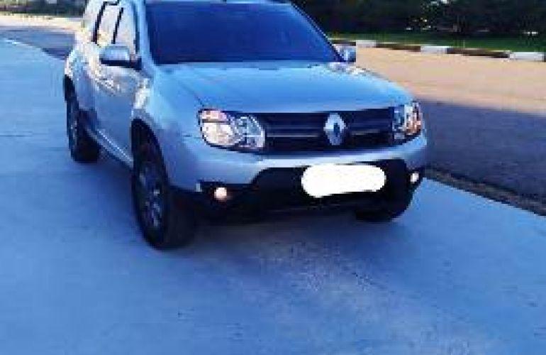 Renault Duster 1.6 16V SCe Expression CVT (Flex) - Foto #8