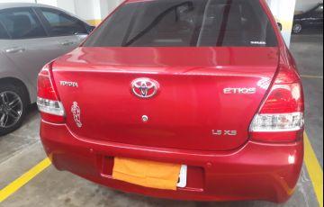 Toyota Etios Sedan XS 1.5 (Flex) - Foto #6