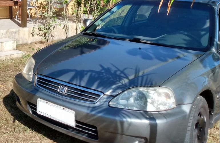 Honda Civic Sedan LX 1.7 16V (Aut) - Foto #1