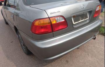 Honda Civic Sedan LX 1.7 16V (Aut) - Foto #7