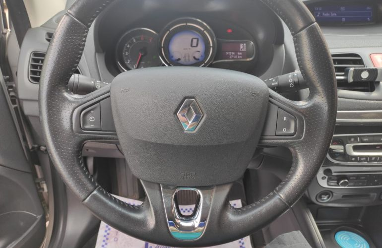 Renault Fluence 2.0 16V Dynamique X-Tronic (Flex) - Foto #5
