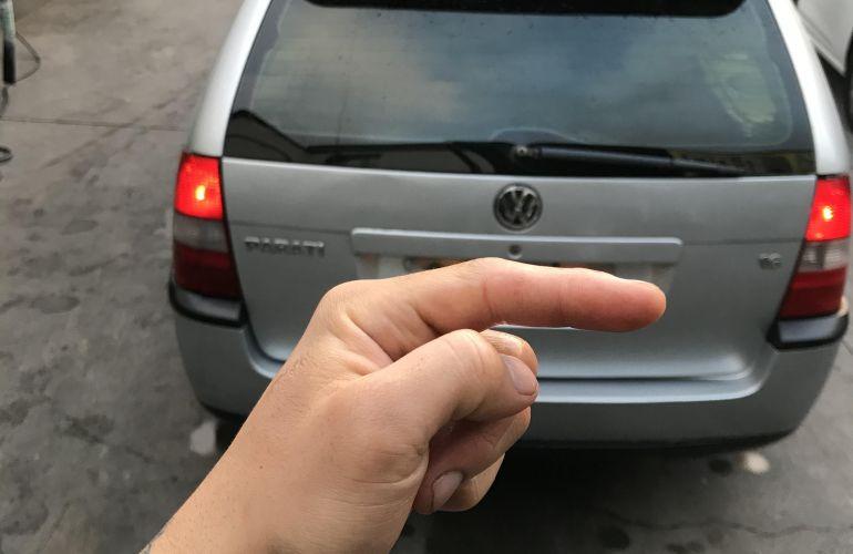 Volkswagen Parati 1.6 MI G3 - Foto #5