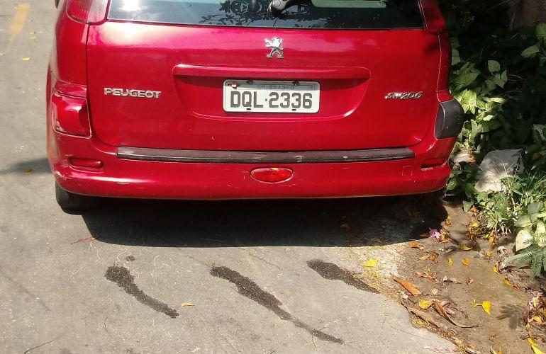 Peugeot 206 SW Presence 1.4 - Foto #3