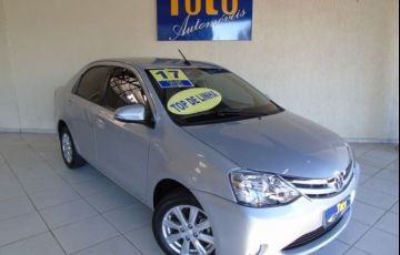 Toyota Etios Sedan XLS-AT 1.5 16V Flex