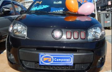 Fiat Uno Evo Sporting 1.4 8V Flex