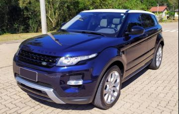 Land Rover Range Rover Evoque 2.0 Si4 Coupé Dynamic Tech Pack - Foto #1