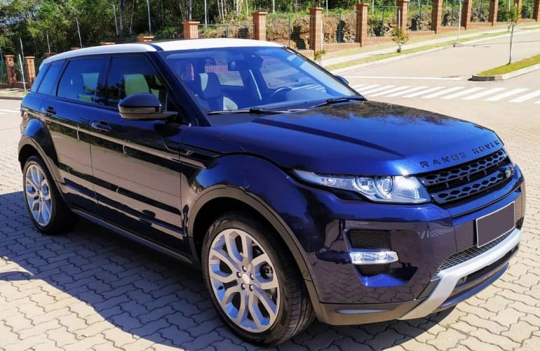 Land Rover Range Rover Evoque 2.0 Si4 Coupé Dynamic Tech Pack - Foto #5