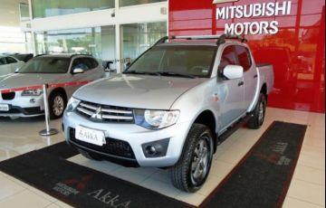 Mitsubishi L200 GLX Triton 4X4 Cabine Dupla 3.2 Turbo Intercooler 16V