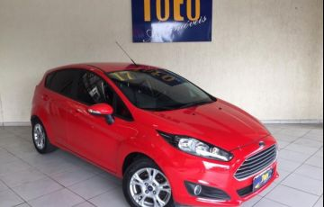 Ford New Fiesta SEL PowerShift 1.6 16v