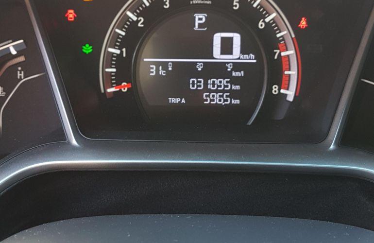 Honda Civic EX 2.0 i-VTEC CVT - Foto #1