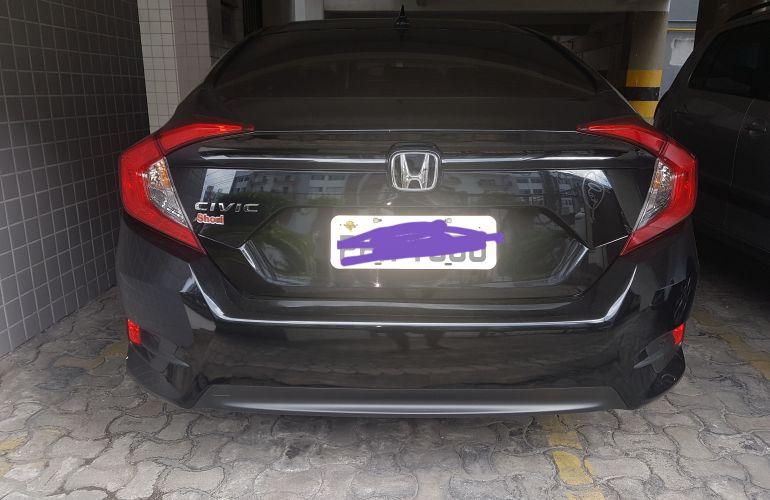 Honda Civic EX 2.0 i-VTEC CVT - Foto #8