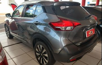 Nissan Kicks 1.6 SL CVT (Flex) - Foto #4