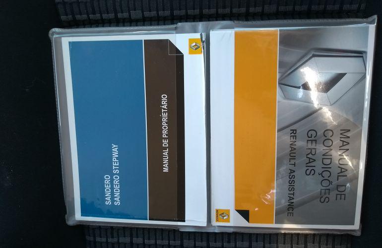Renault Sandero Privilege 1.6 16V (Flex)(aut) - Foto #4
