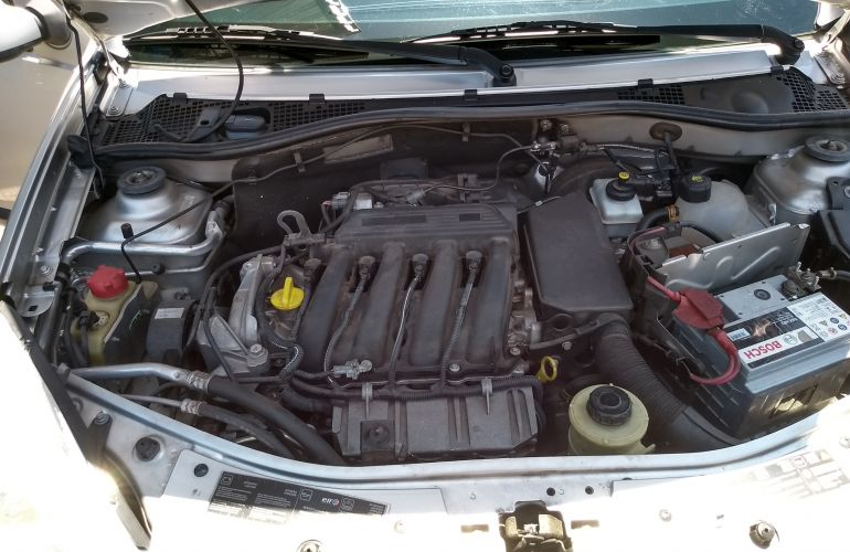 Renault Sandero Privilege 1.6 16V (Flex)(aut) - Foto #6