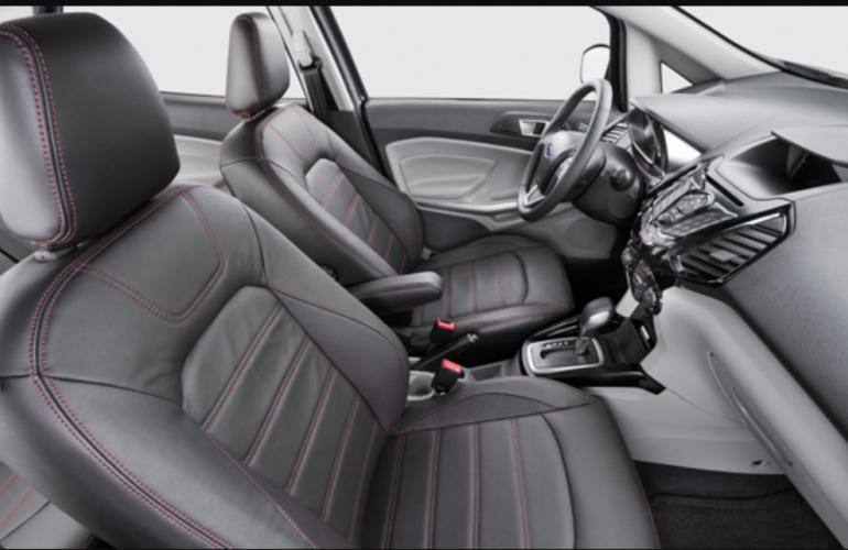 Ford Ecosport Titanium 2.0 16V PowerShift (Flex) - Foto #6