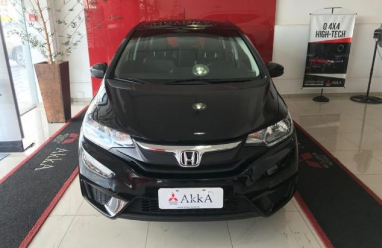 Honda Fit LX 1.5 i-VTEC FlexOne - Foto #2