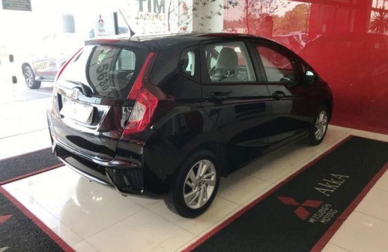 Honda Fit LX 1.5 i-VTEC FlexOne - Foto #4
