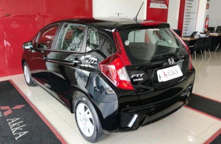 Honda Fit LX 1.5 i-VTEC FlexOne - Foto #5