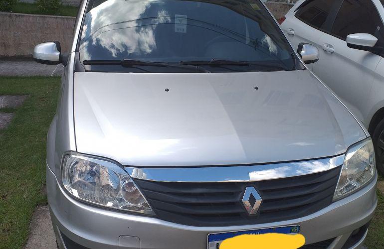 Renault Logan Expression 1.6 8V Hi-Torque (flex) - Foto #1