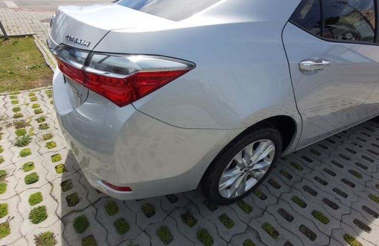 Toyota Corolla XEI 1.8 16V Flex - Foto #4