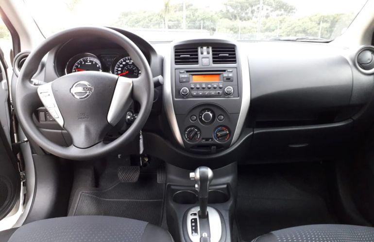Nissan Versa 1.6 16V SV CVT (Flex) - Foto #6