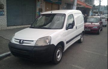 Peugeot Partner Furgão Porta Lateral 1.6 16V (Flex)