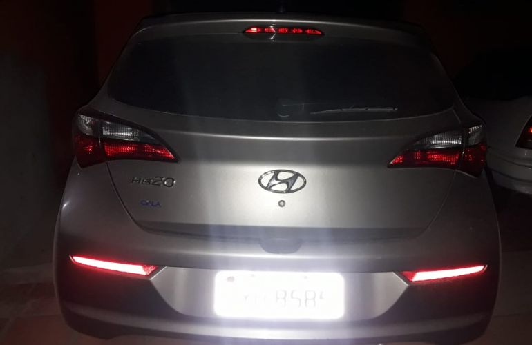 Hyundai HB20 1.0 Unique - Foto #4