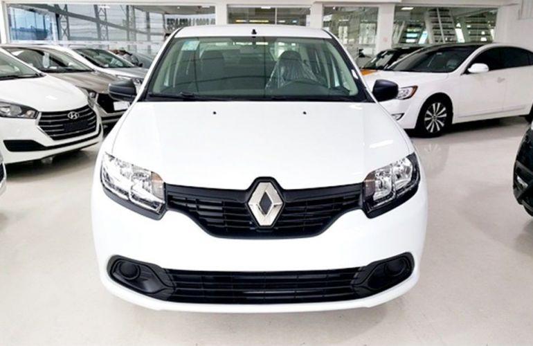 Renault Logan 1.0 12v Sce Authentique - Foto #4