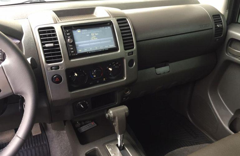 Nissan Frontier LE Attack 2.5 4X4 (Cab.Dupla) (aut) - Foto #7