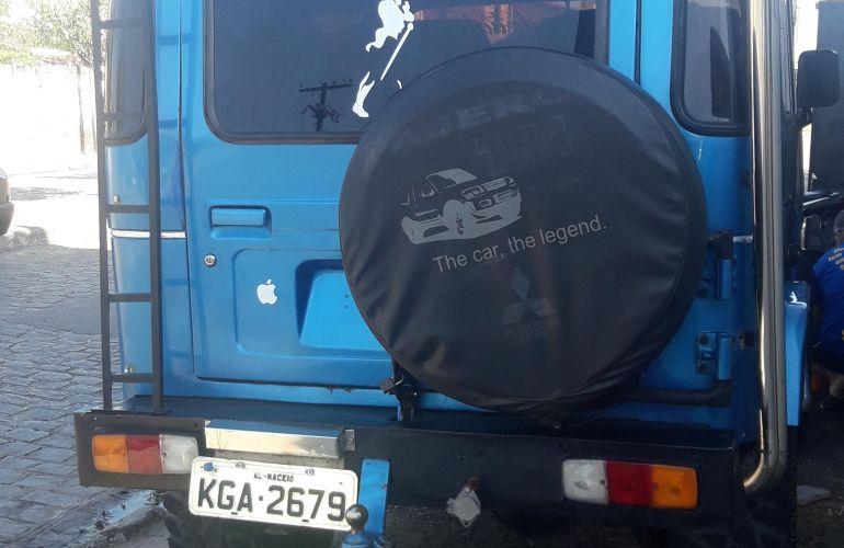 Toyota Bandeirante Jipe 4x4 - Foto #2