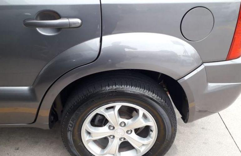 Hyundai Tucson GLS 2.0L 16v Top (Flex) (Aut) - Foto #4
