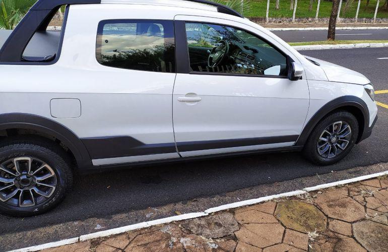 Volkswagen Saveiro Cross 1.6 16v MSI CD (Flex) - Foto #5