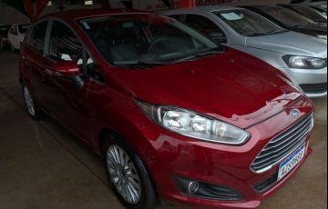 ford new fiesta titanium 1.6 16v aut