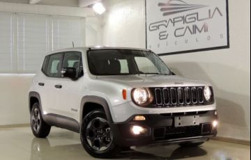 Jeep Renegade Sport 1.8 (Flex) - Foto #1