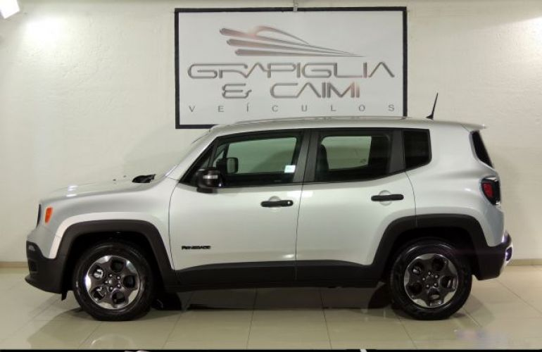 Jeep Renegade Sport 1.8 (Flex) - Foto #2