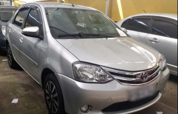 Toyota Etios Sedan Platinum 1.5 16V Flex