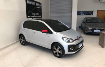 Volkswagen up! Pepper 1.0 TSI 12V Flex - Foto #1