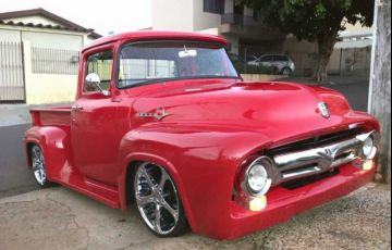 Ford F100 3.6