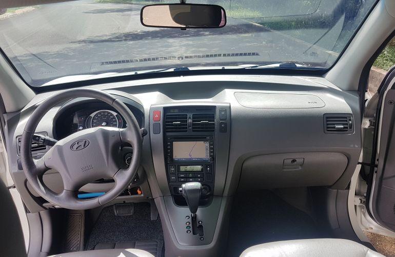 Hyundai Tucson GLS 2.0L 16v Top (Flex) (Aut) - Foto #5